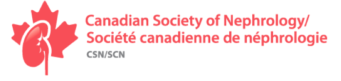 Canadian Society of Nephrology/Scoiété canadienne de néphrologie